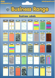 Business Sticker Catalogue Image