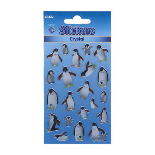 CRY20 - Crystal Penguins Image