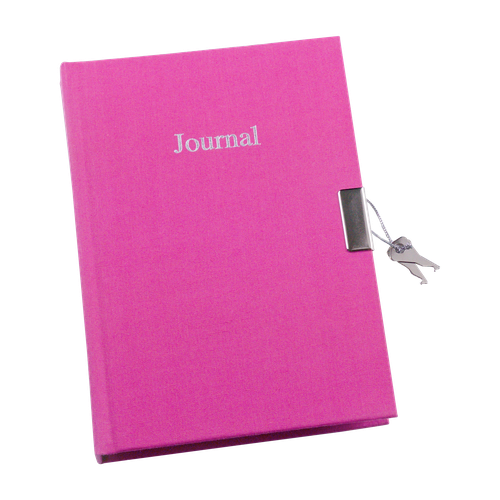 EL33 - Journal, Undated and Lockable  Image