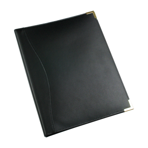 EL765L - Leather Executive 4 Ringbinder Image
