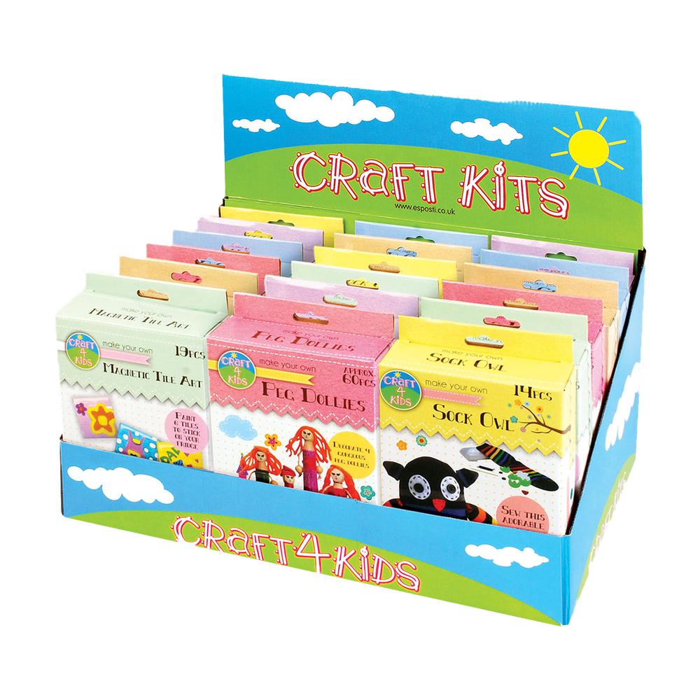 CKD Craft Kit Display Image