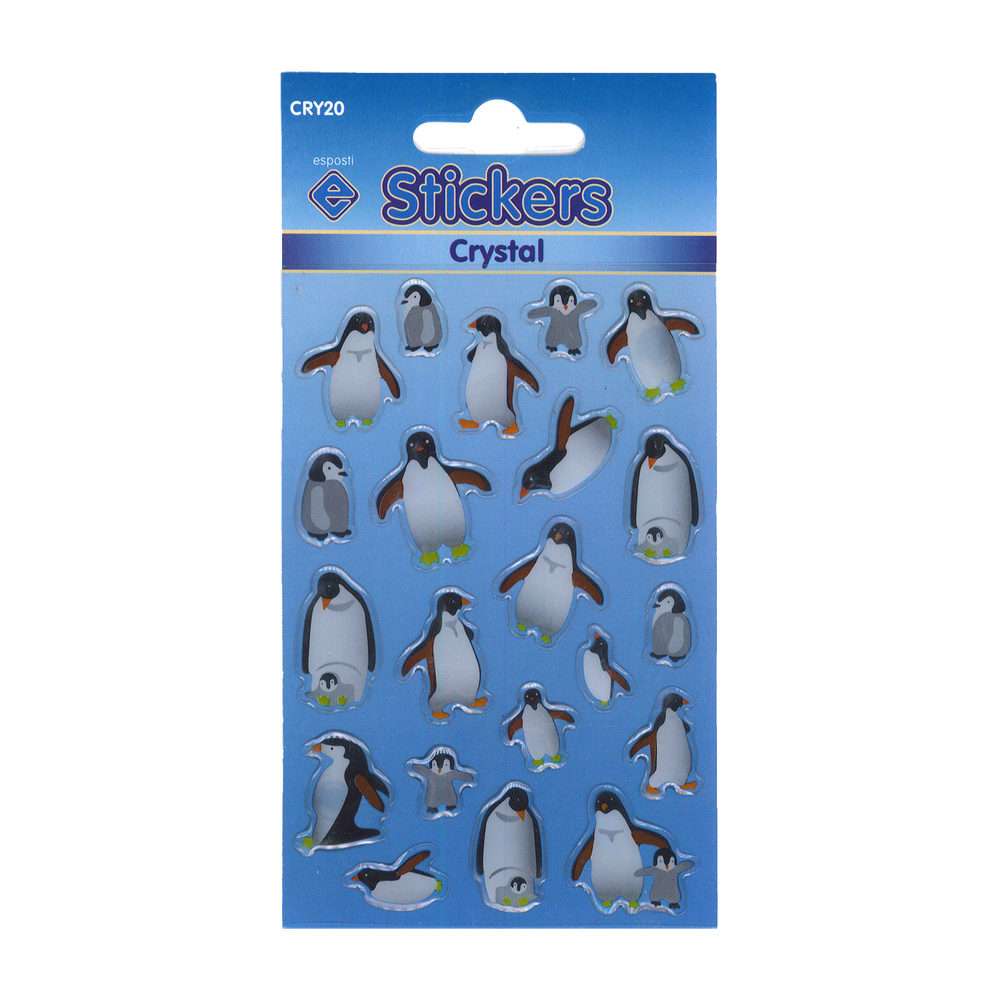CRY20 Crystal Penguins Image