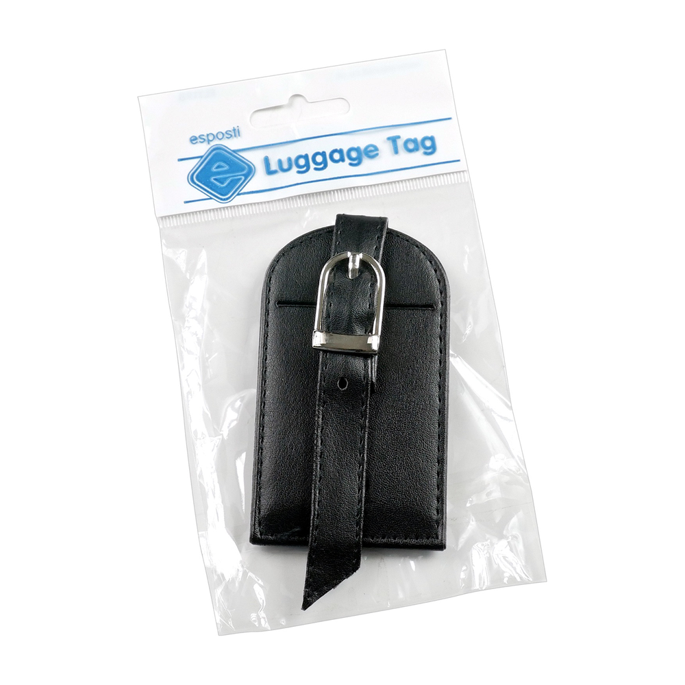 EL119 Luggage Tag - Assorted Image