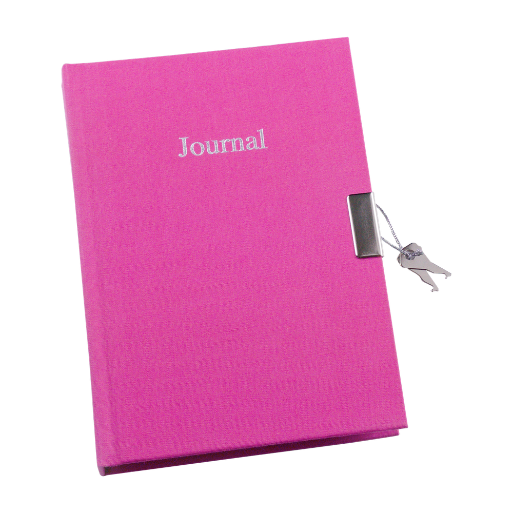EL33 Journal, Undated and Lockable  Image