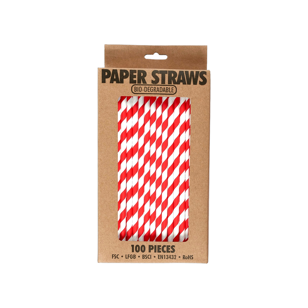EL520 Bio-degradable Paper Straws Image